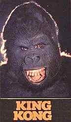 Rick Baker as King Kong
